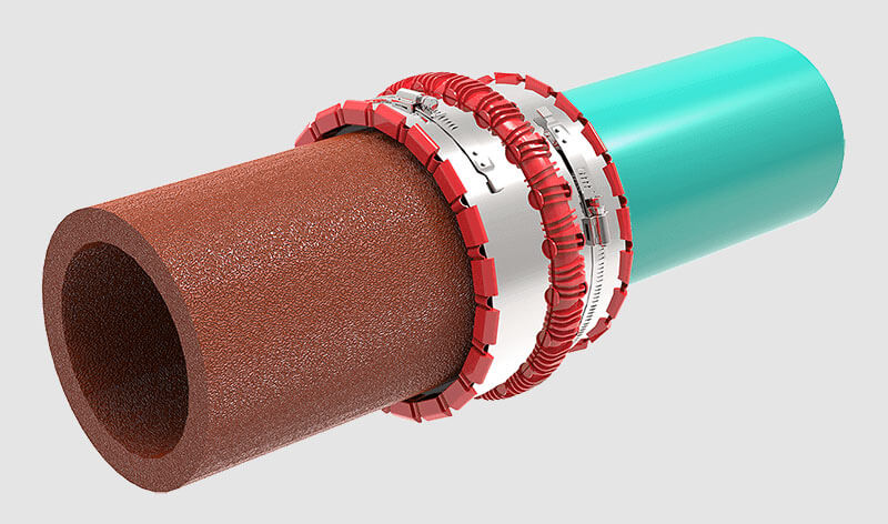 Clay to Green PVC